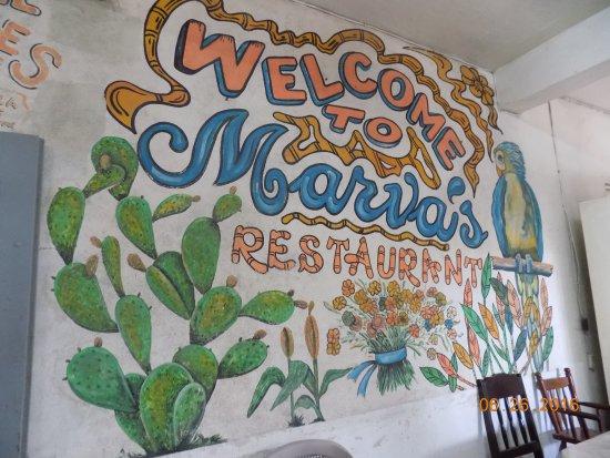 Marva's Restaurant: Inside Ms. Marva's