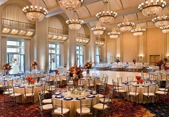 Philadelphia Marriott Downtown: Liberty Ballroom