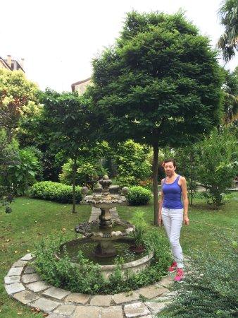 Jardín del hotel