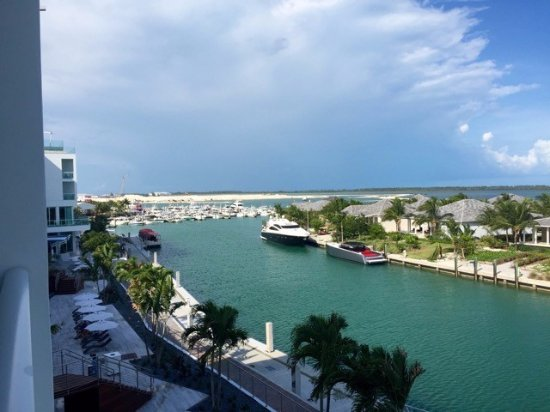 Bimini: View from room...photo credit Kay Pott