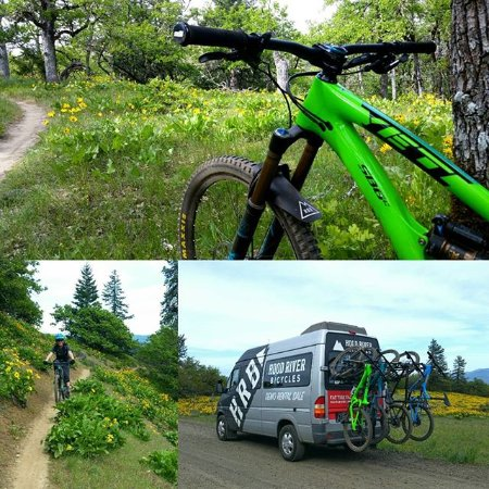 Hood River, OR: Amazing trails and shuttles