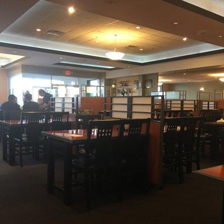 Norristown, Пенсильвания: Minado Japanese Seafood Buffet Restaurant