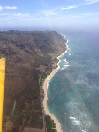 Waialua, Χαβάη: the view was amazing