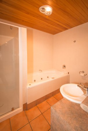 Whanganui, Νέα Ζηλανδία: spa bath en-suite