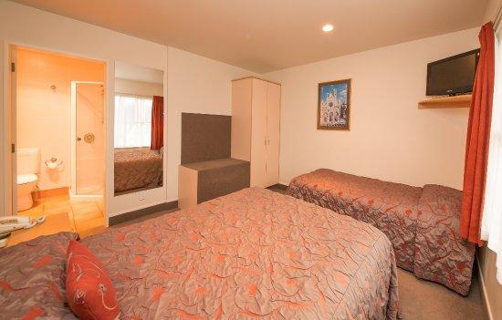 Whanganui, Νέα Ζηλανδία: ! bedroom unit with extra single bed