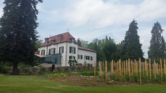 Arcangues, ฝรั่งเศส: La demeure Restaurant et Véranda + Potager