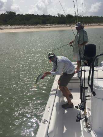 Last Cast Charters: Fishing fun!