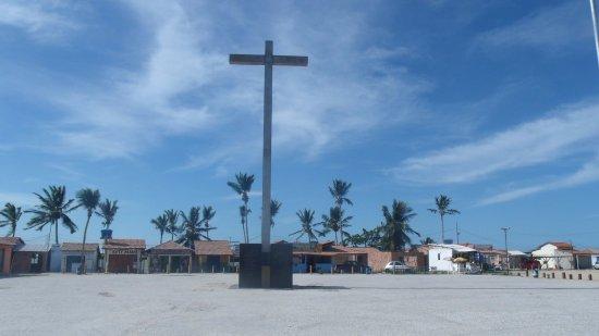 Santa Cruz Cabralia: Primeira missa rezada no Brasil.