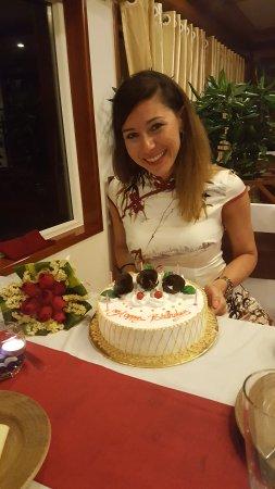 Vietnam Travel Center: special birthday for Ms Claudia