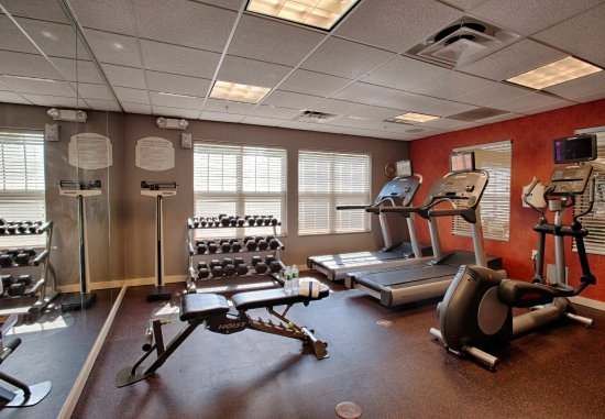 Neptune, NJ: Fitness Center