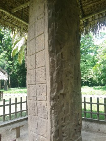 Quirigua, Guatemala: History of the kings.