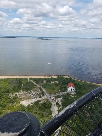 Fire Island Lighthouse: 20160711_131438_large.jpg