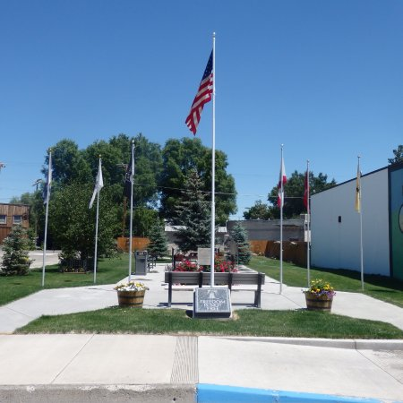 Memorial in Tulelake