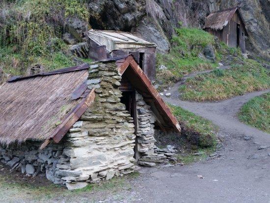 Arrowtown, Νέα Ζηλανδία: Huts
