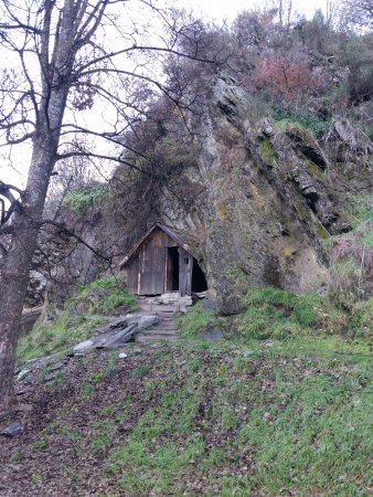 Arrowtown, Nova Zelândia: Hut