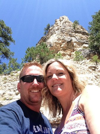 Spearfish Canyon: Beautiful time in the Black Hills!!