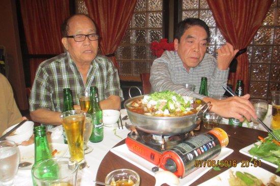 Milpitas, CA: Lau do bien (vietnamese hotpot)