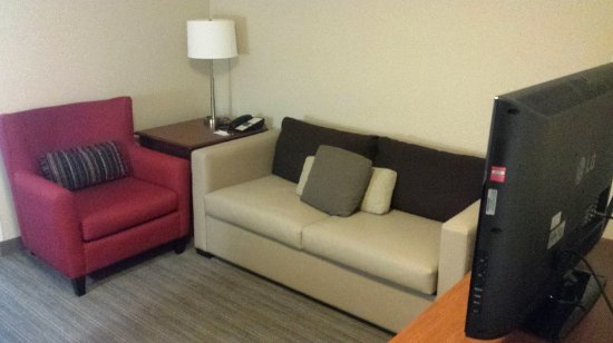 Lehighton, PA: Living area