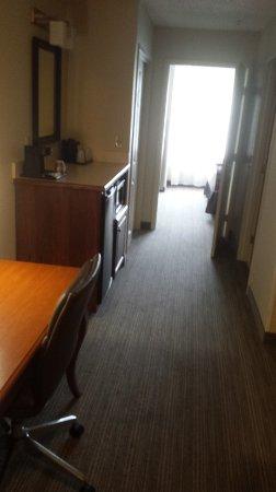 Lehighton, PA: Hall to King bedroom