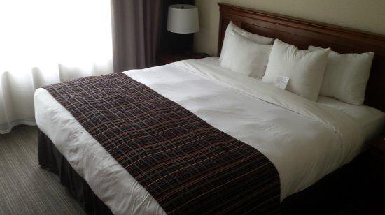 Lehighton, PA: King bed