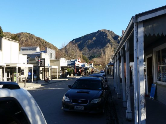 Arrowtown, Nova Zelândia: Street