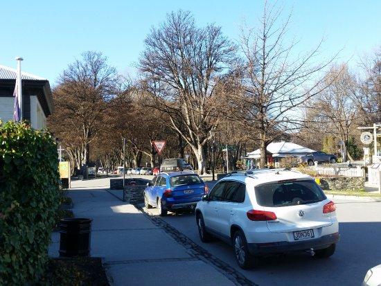 Arrowtown, New Zealand: Street