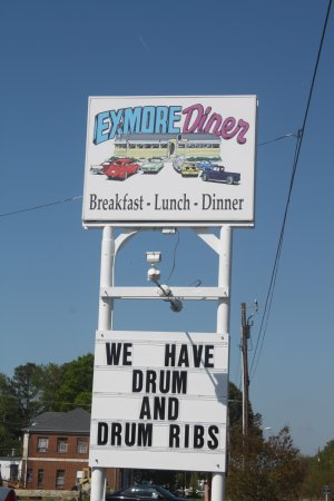 Exmore, VA: Drum was in season