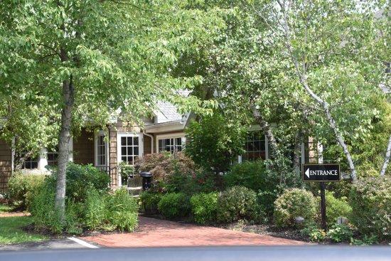 Lahaska, PA: Porterhouse:  Front Entrance