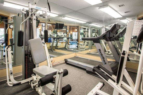 Sun Prairie, WI: Fitness center