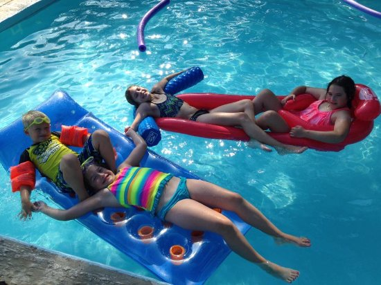Point Randall Resort: Pool at Point Randall