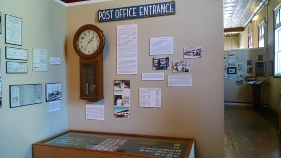 Jerome Mining museum post office artifacts