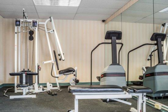 Μάνσφιλντ, Πενσυλβάνια: Fitness Center