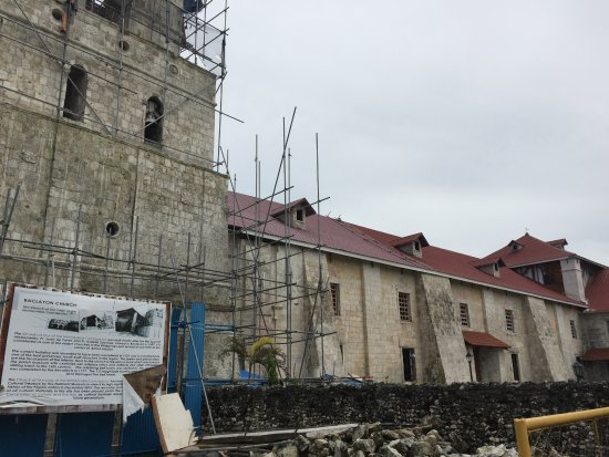 Restoring Baclayon ecclesiastical museum