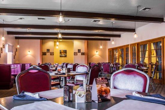 Quality Inn Winslow: Restaurant