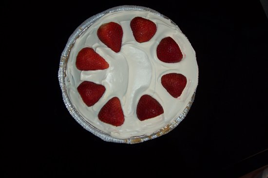 Morristown, Теннесси: Chocolate/Strawberry Pie