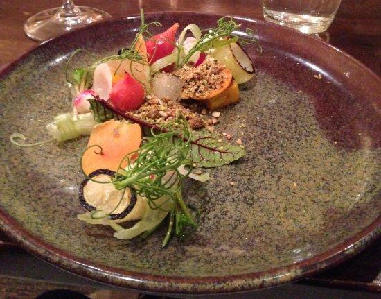 Broke, Australia: Farmer's plate