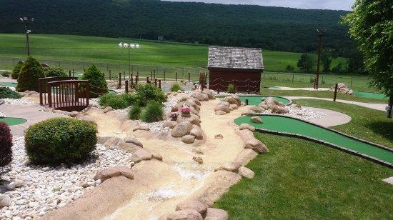 Tamaqua, PA: Mini Golf 1