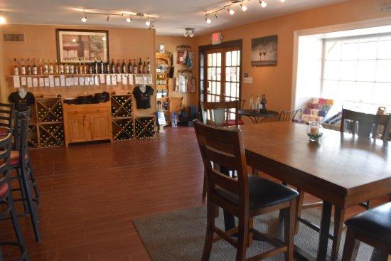 Lahaska, PA: Interior of Store
