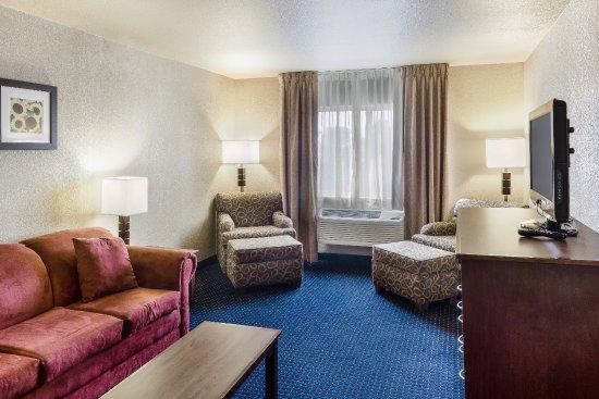 Comfort Inn: Miscellaneous