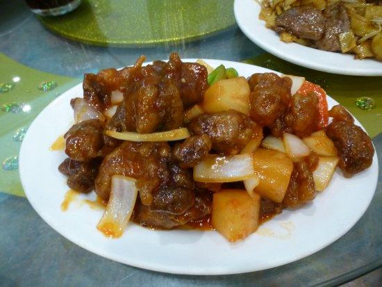 Pineapple Sweet & Sour Pork