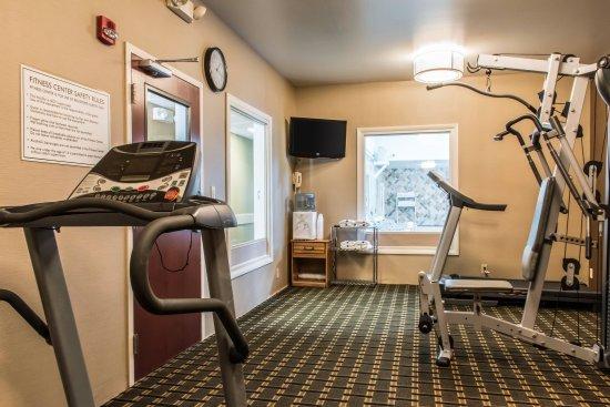 Columbia, Pensilvania: Fitness Center