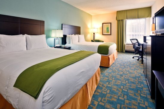 Holiday Inn Express Hotel & Suites Brentwood North-Nashville Area: Queen Bed Guest Room