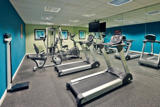 Holiday Inn Express Hotel & Suites Brentwood North-Nashville Area: Fitness Center