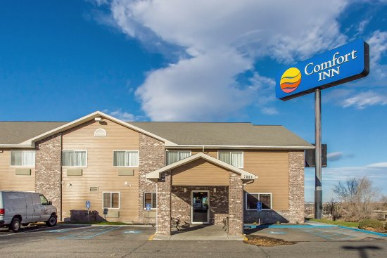 Comfort Inn: Miscellaneous