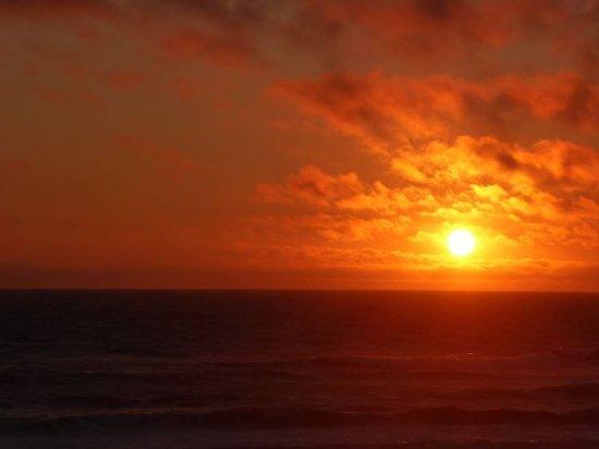 Ocean Shores, WA: Sunset