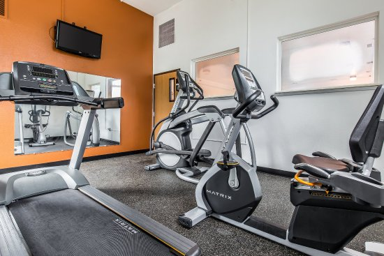 Romeoville, IL: Fitness Center