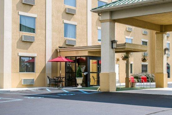 Comfort Inn & Suites: Miscellaneous