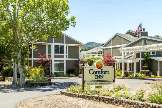 Comfort Inn Calistoga, Hot Springs of the West