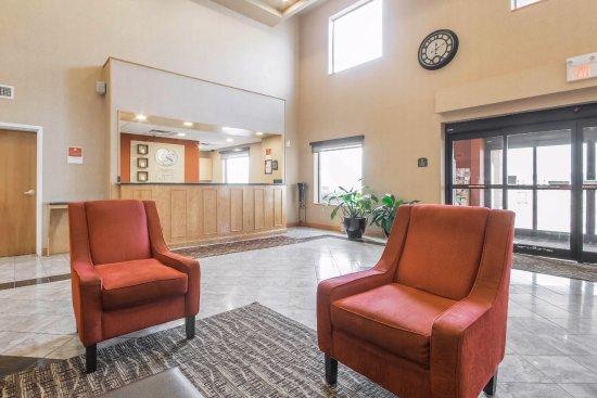 Comfort Suites Airport: Miscellaneous