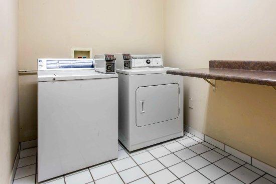 Salisbury, NC: Laundry